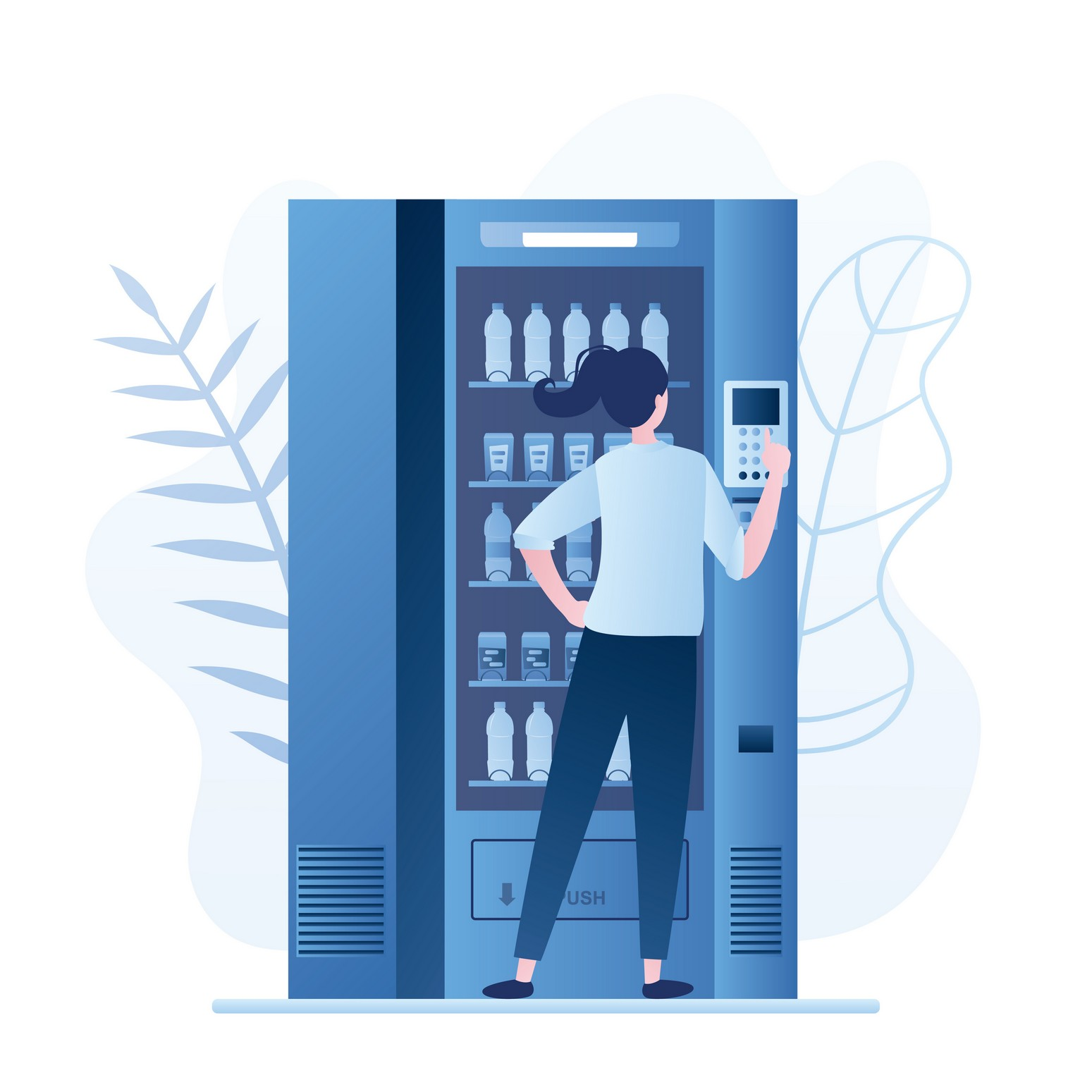 Tallahassee Vending Machines | Cutting-Edge Technology | Green Break Room Services