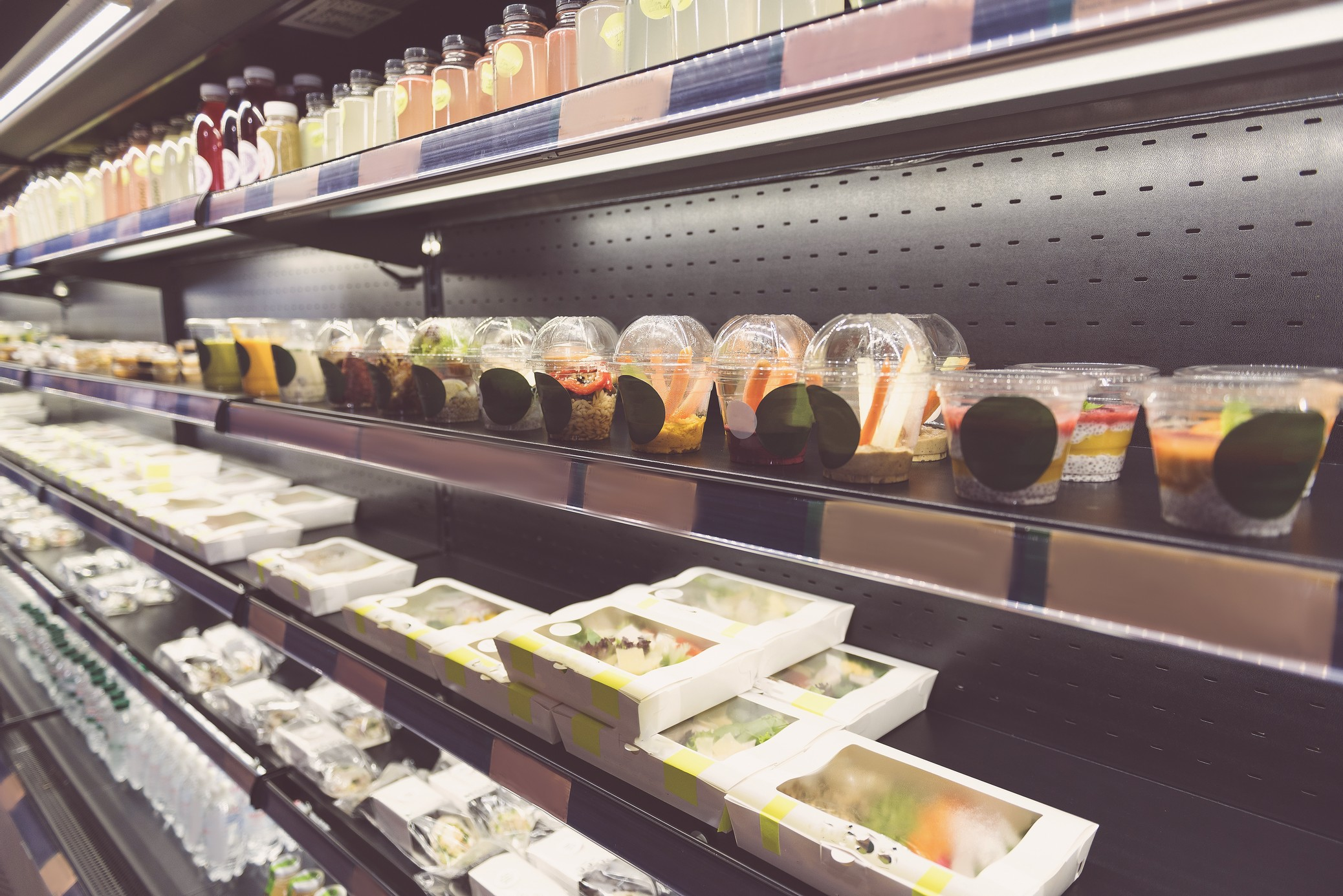 Tallahassee Healthy Snacks | Fresh Food Micro-Markets | Drinks
